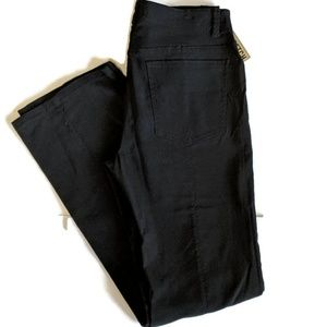 NWT DKNY Black East Village Classic Trousers sz 2
